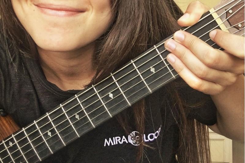 Miraloop T-shirt - Premium - Nera