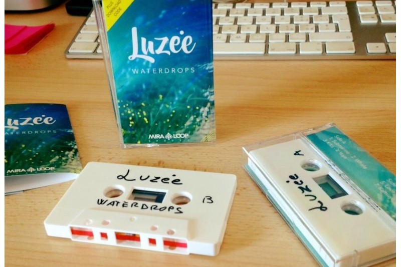 Luzee Waterdrops - Tape DIY